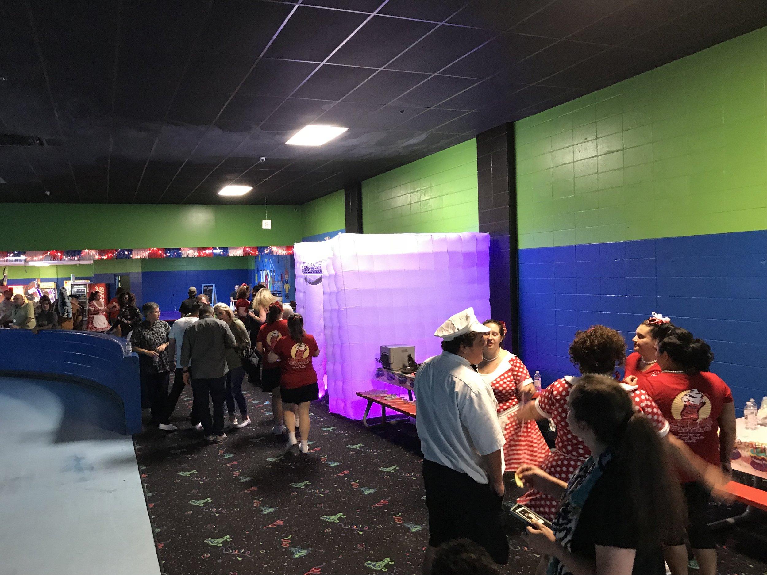 Airline Skate Center, New Orleans