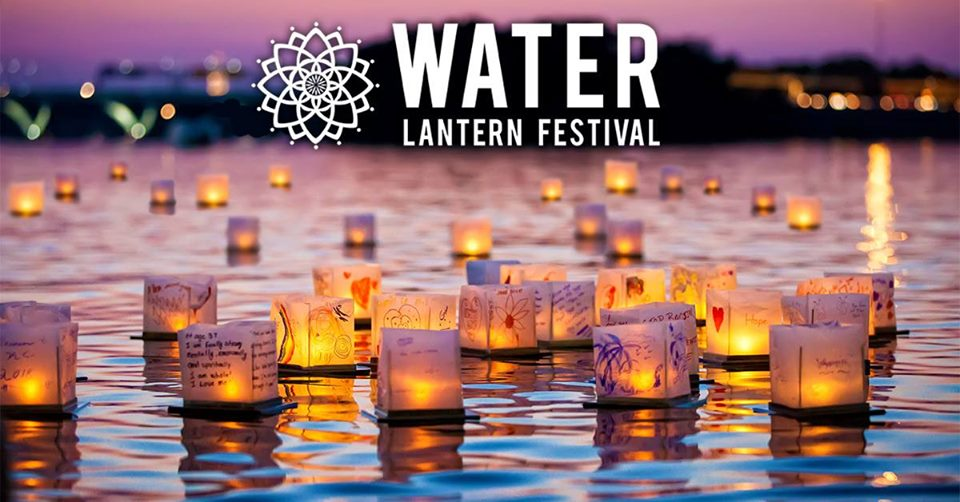 Water Lantern Festival - What could make a magical night more memorable? — Taking home some magical jewels to keep the night alive! Come see some us selling our enchanting charms that will light up your world!