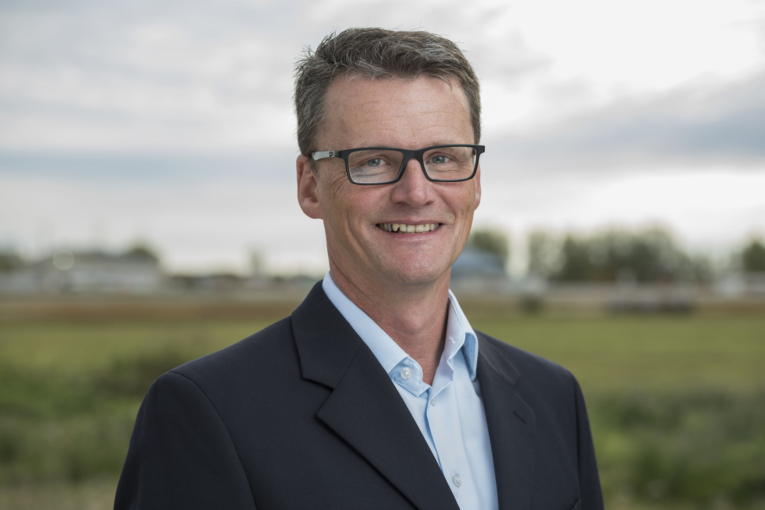 Martin Hildebrand - Chief Executive Officer