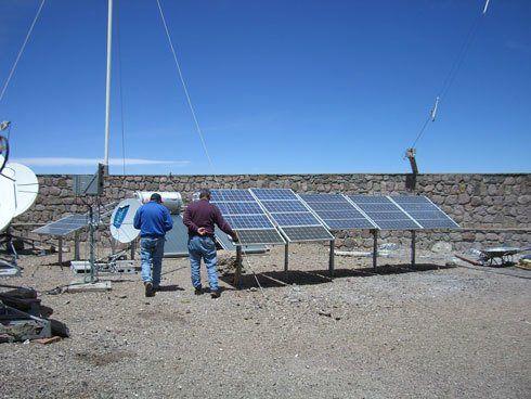 Paneles solares en Jujuy. Recuperado de http://permer.minem.gob.ar