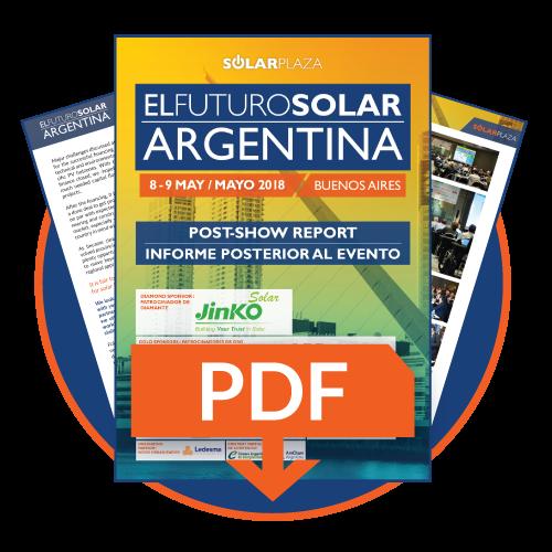 El Futuro Solar 2018 - Post-Show Brochure