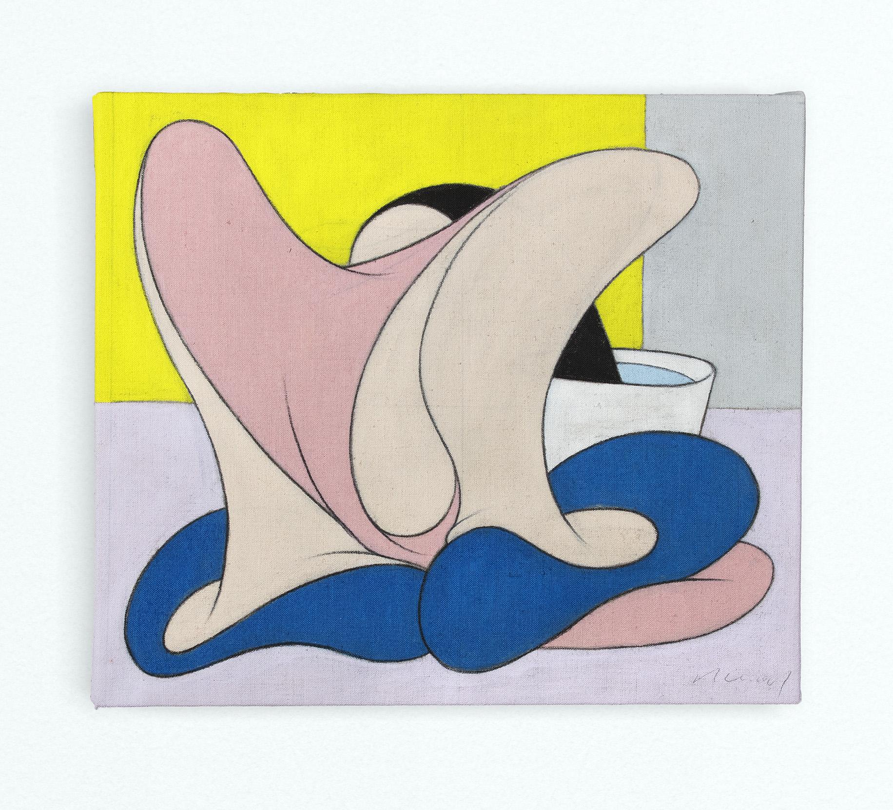 """Blue Rubber Shoes II"""