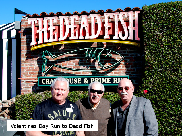 Valentines Day Run to Dead Fish