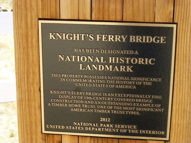 Knight's Ferry