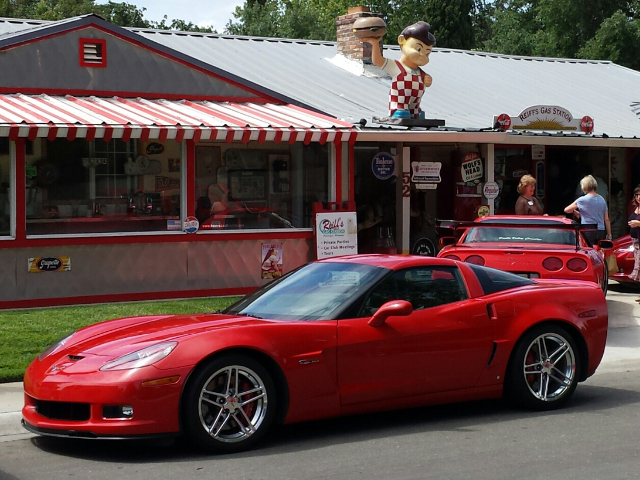 Gary and Laurie - 09 Z06
