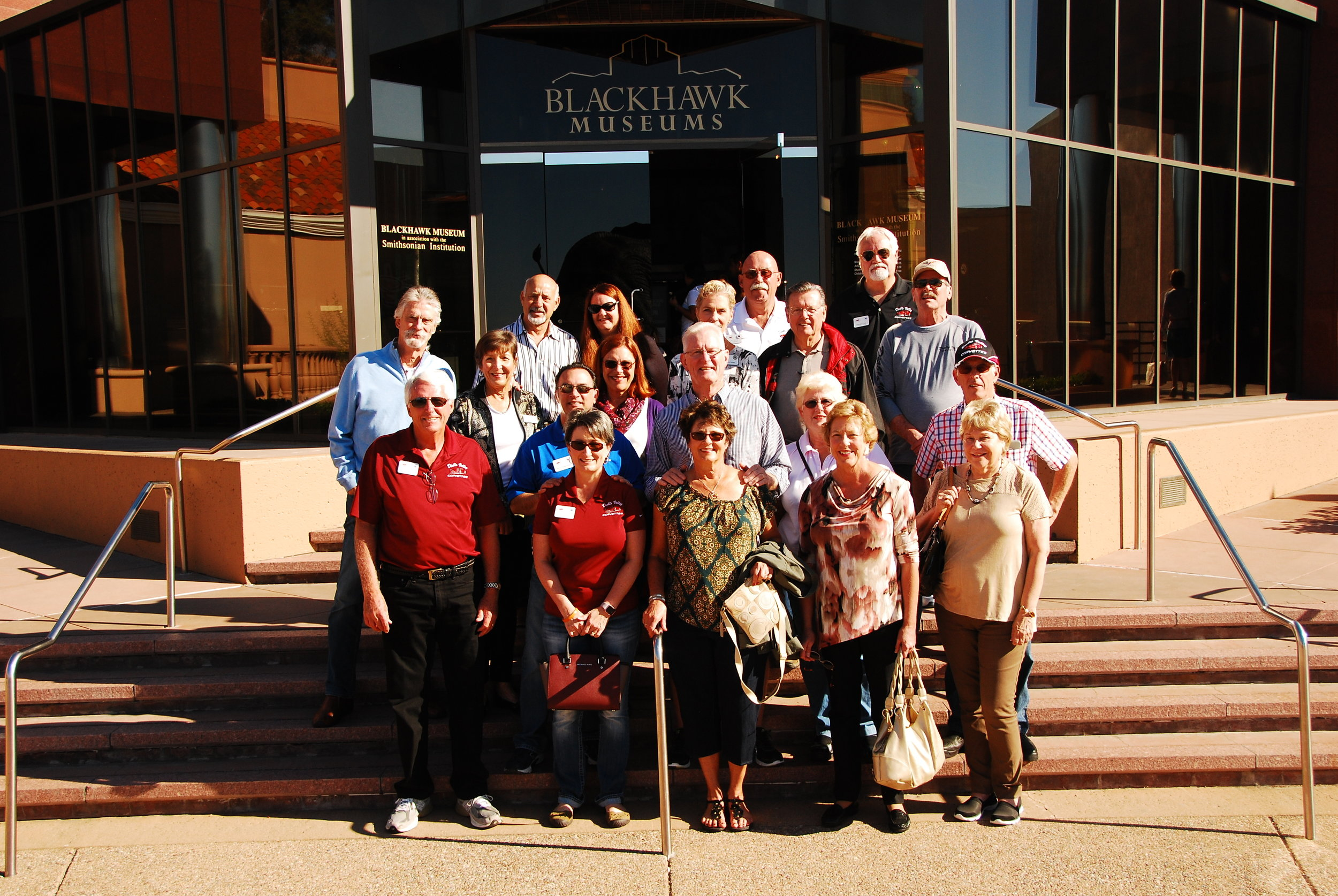 Blackhawk Museum Spirit of the Old West Tour