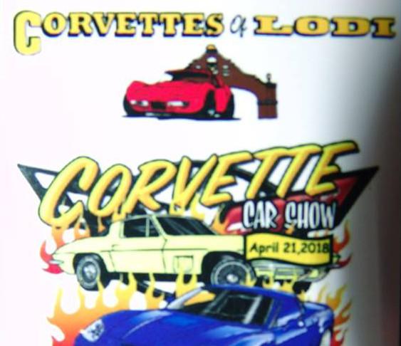 Corvettes of Lodi Car Show