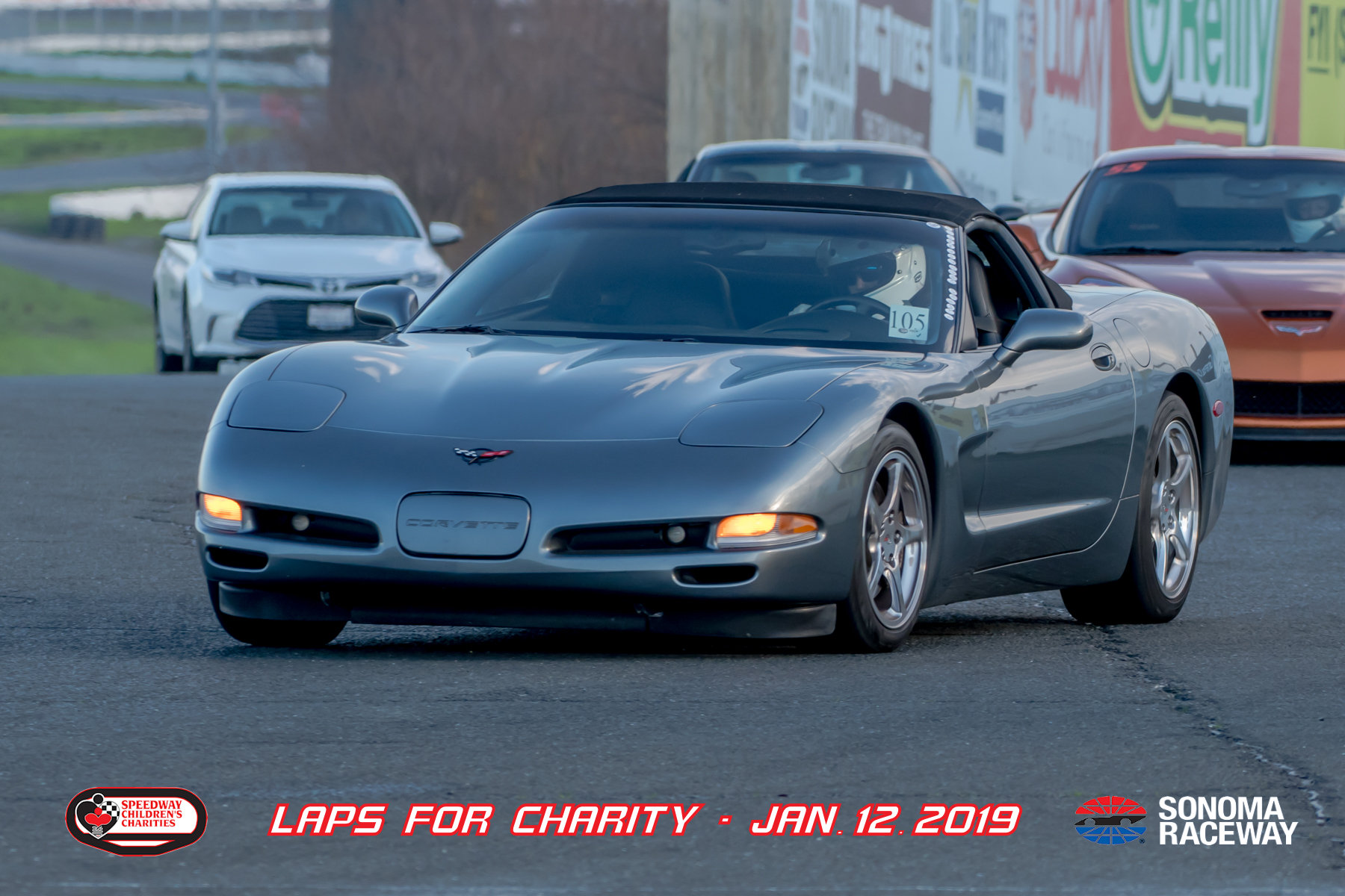 Laps for Charity