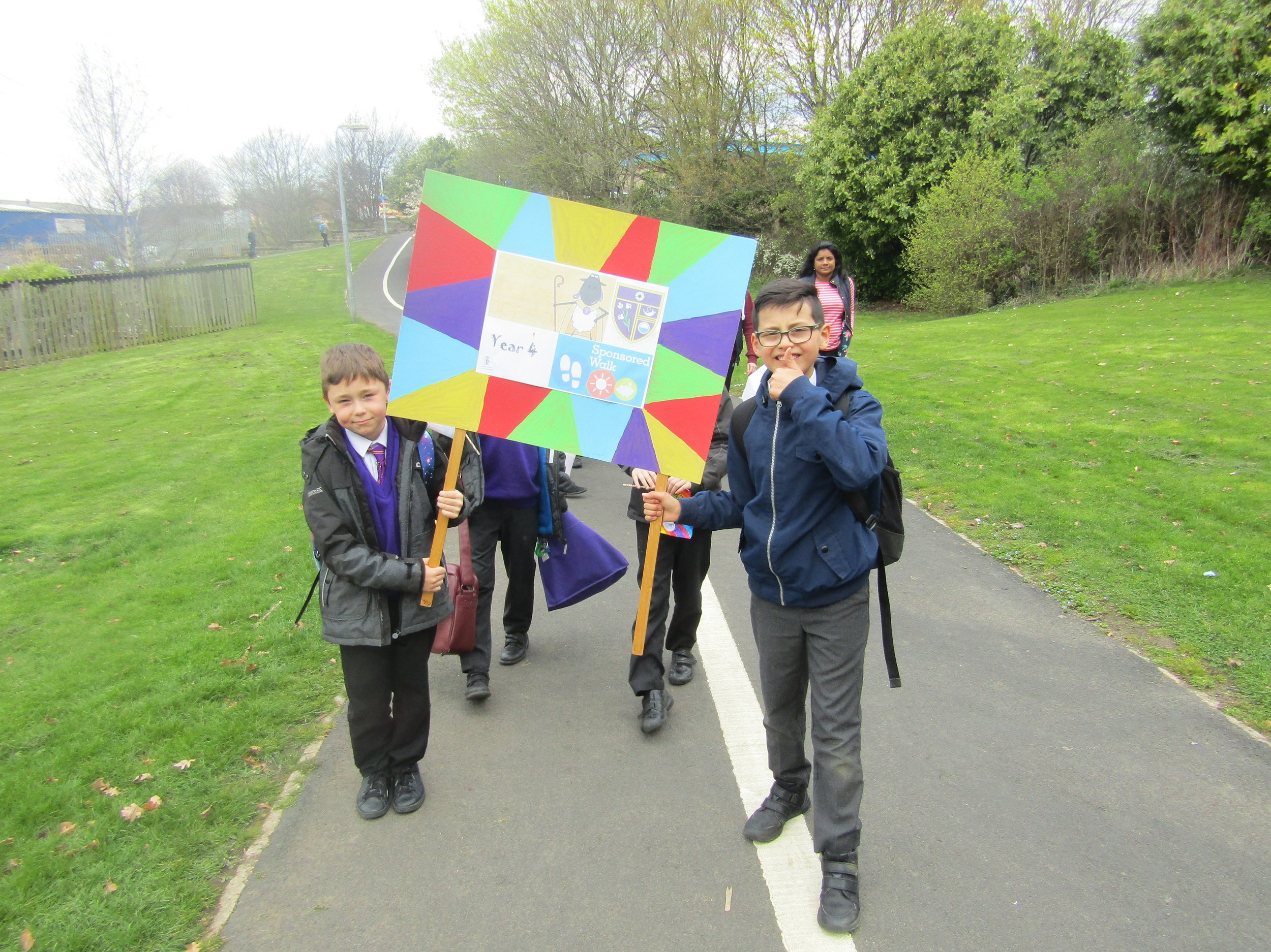Good Shepherd Sponsored Walk