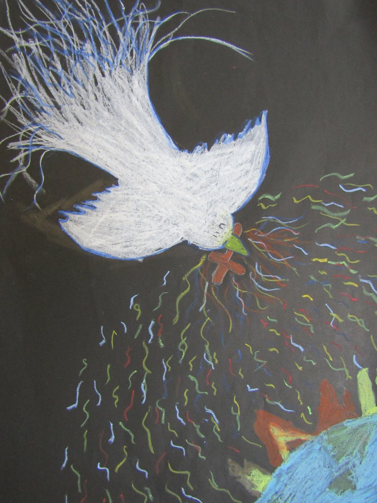 Transformation of the Holy Spirit