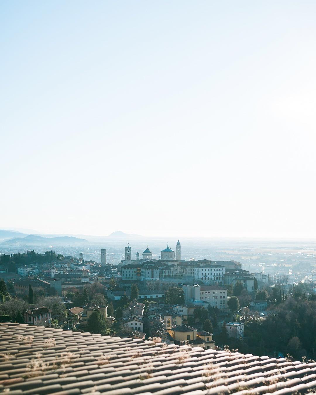 Bergamo, Italy (Image by Luca Giupponi)