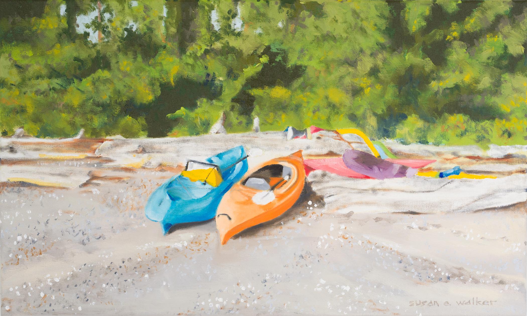 Kayaks and Sand..jpg