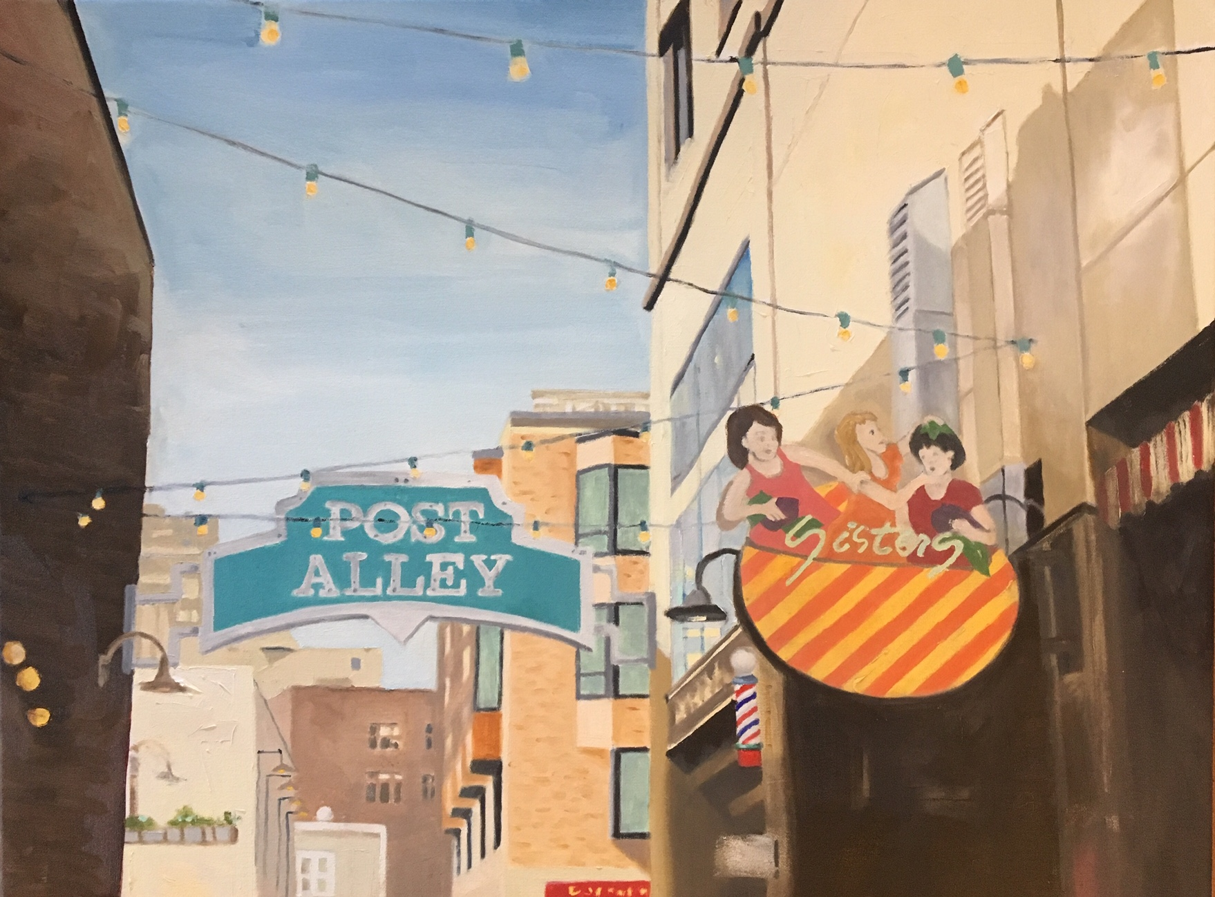 "And, this one: ""Post Alley Glory""…."
