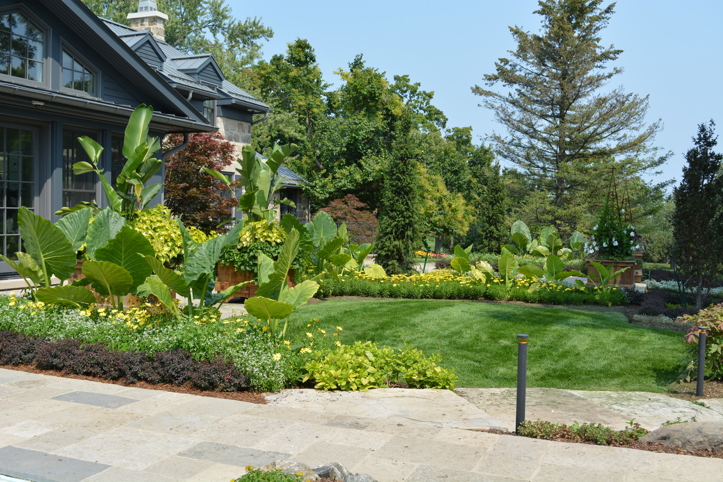 Transforming outside spaces   The expertise and passion to help you find your Outside Element   About
