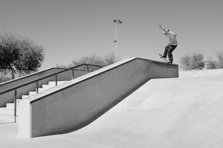 Billy Browne skateboard