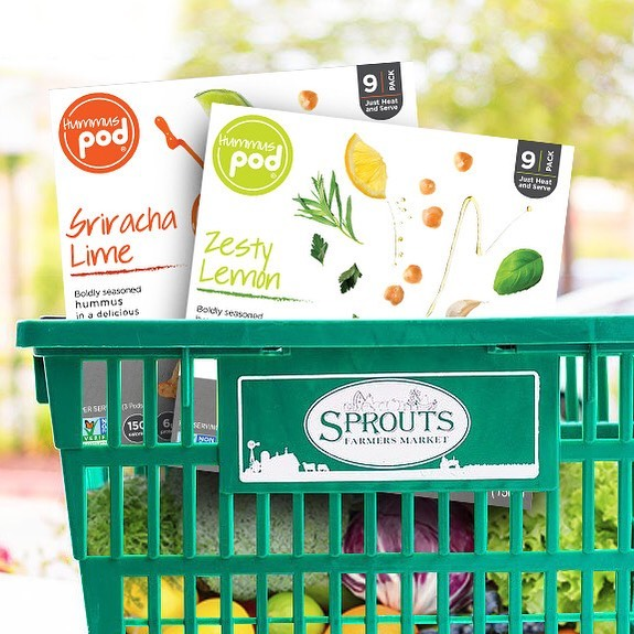 We're so excited to announce new stores and regions this week, starting with @sprouts Farmers Market! Stay tuned for more Pods near you 🎉🎉
