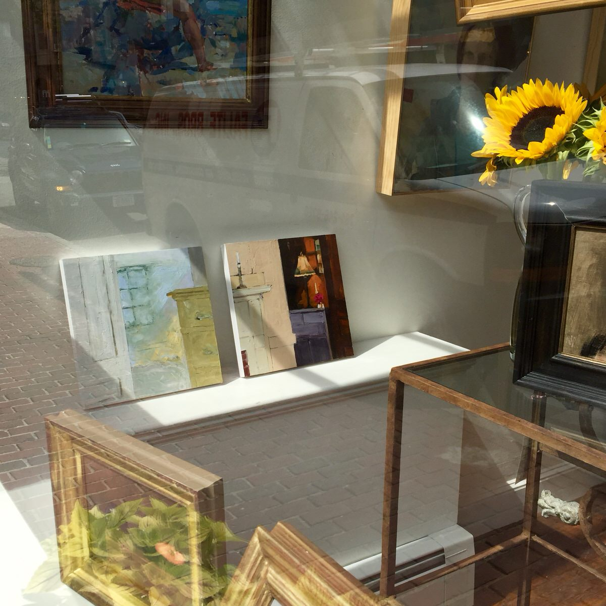 Jaffrey Series at Sloane Merrill Gallery, Boston, MA