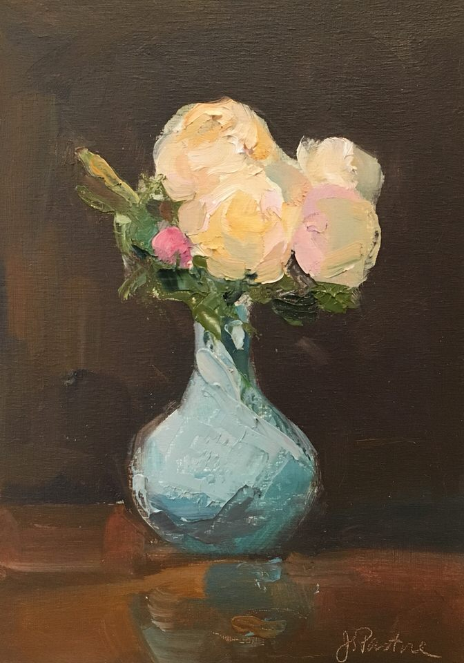 Pale Roses #2