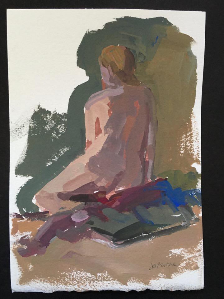 Figure Sketch #23