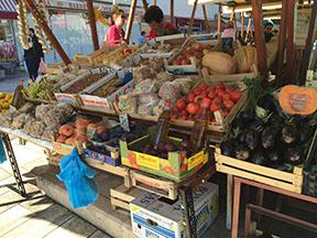 Local Market in Zadar