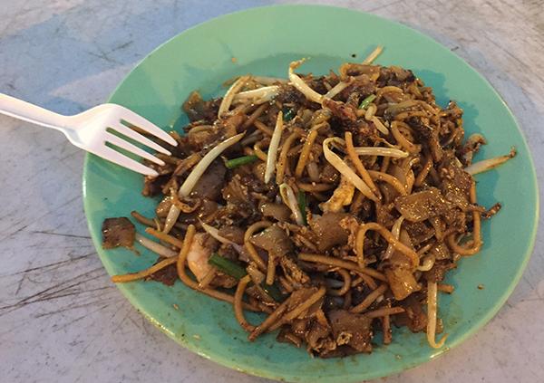 Tasty Fried Kuey Teow- Chinese food in Kuala Lumpur