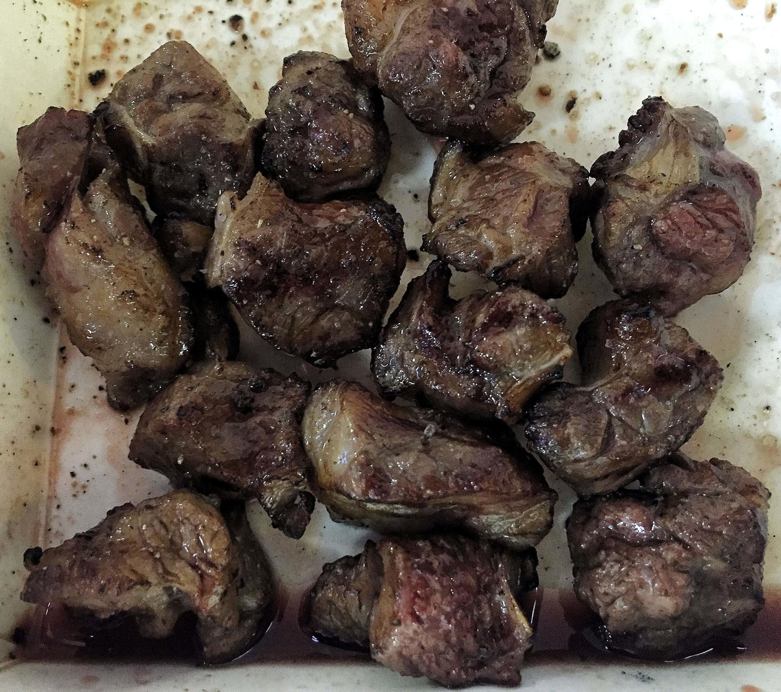 Grilled Beef- Taipei Night Market Food