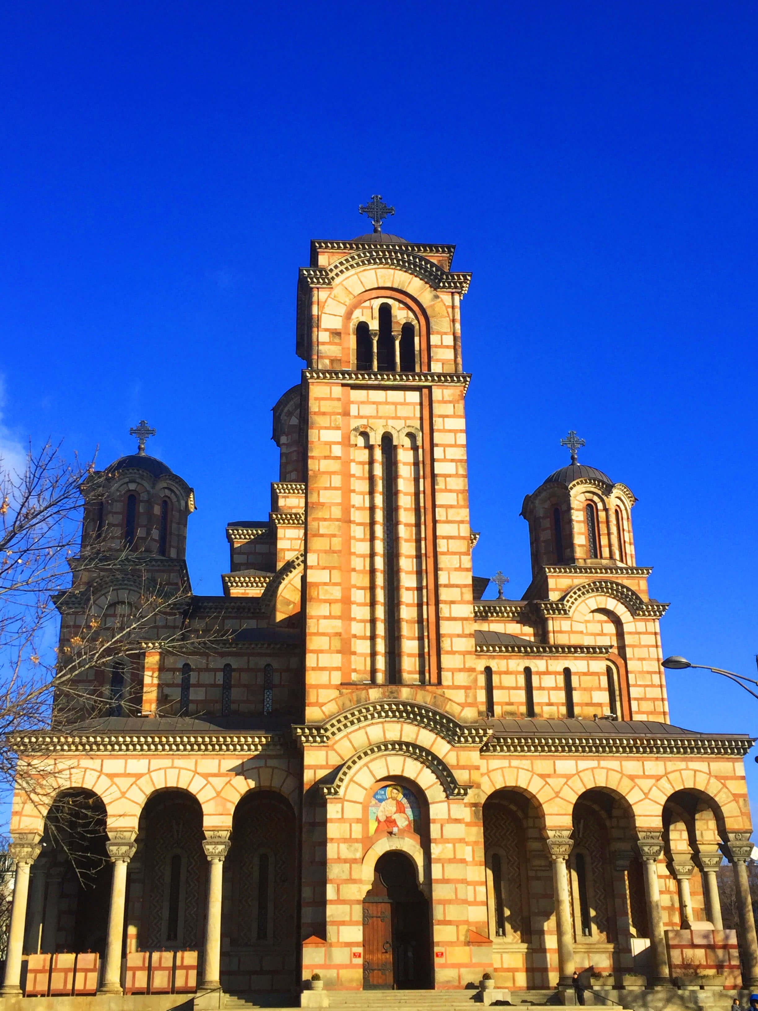 Saint Marko Church