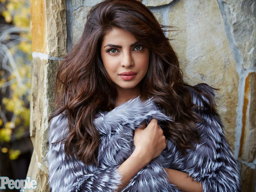 The beautiful and giving Priyanka Chopra. Photo: People Magazine.