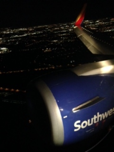 Southwest - My go-to airline as a Dallas gal.