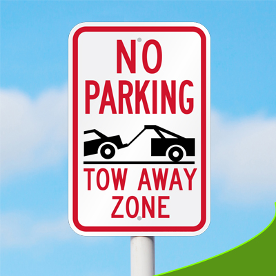 Parking/Street Signs -
