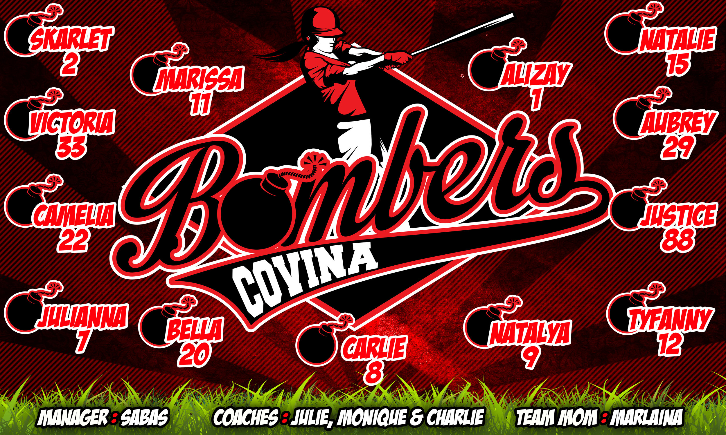 Baseball & Softball Banner Ideas -