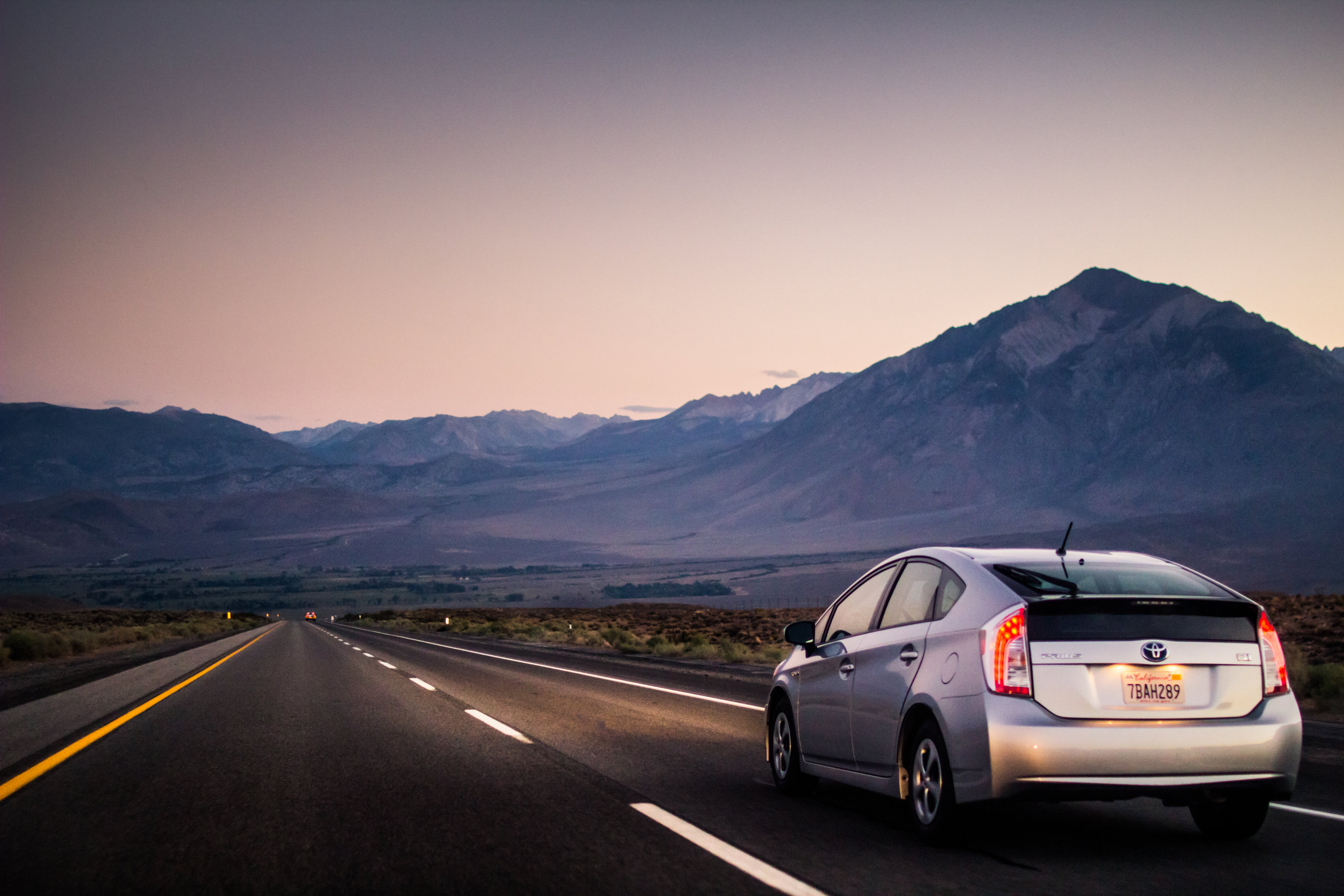 We can wrap your prius too. -