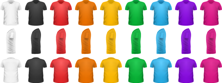 We love colors - What's your favorite ?