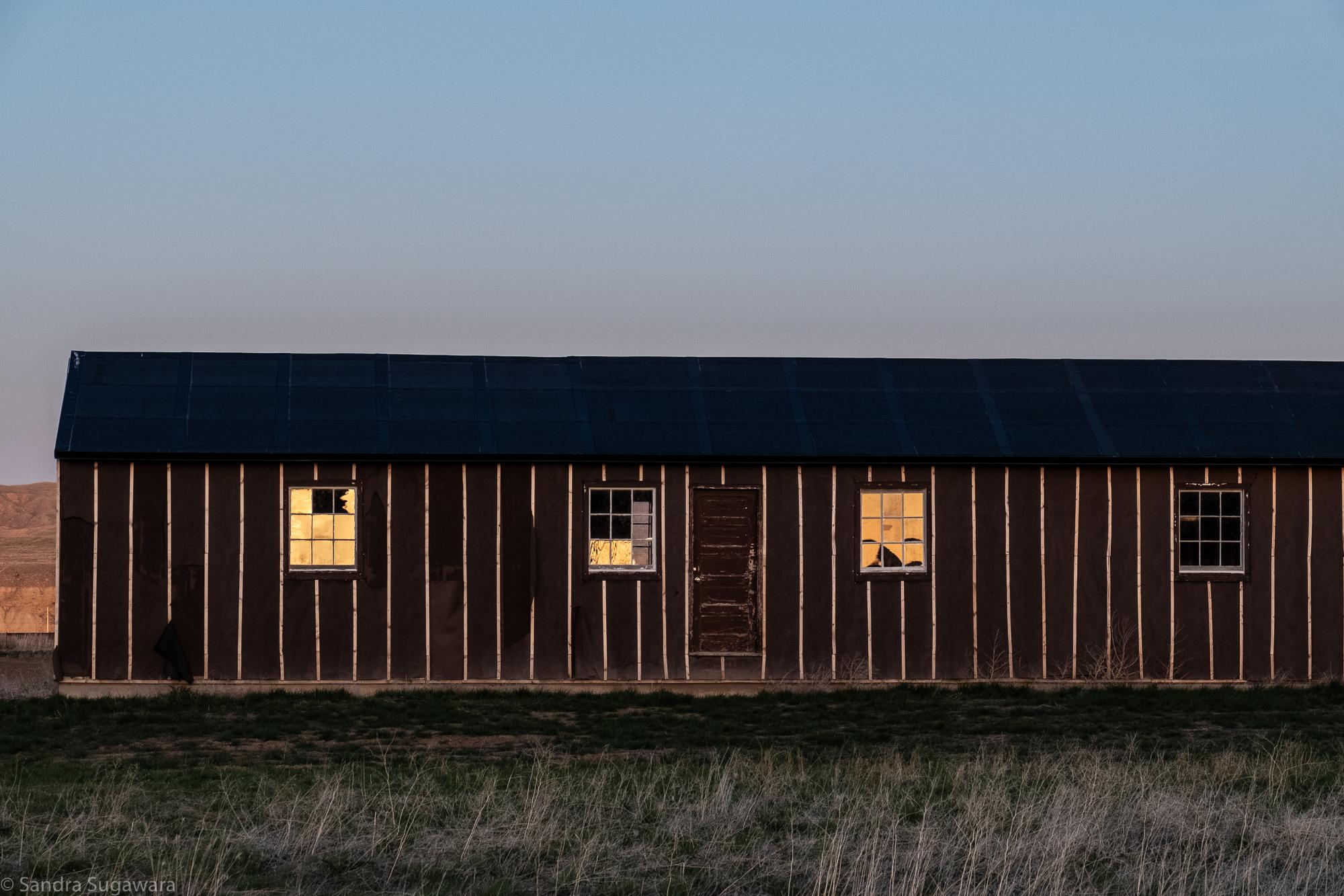 Heart Mountain Incarceration Camp
