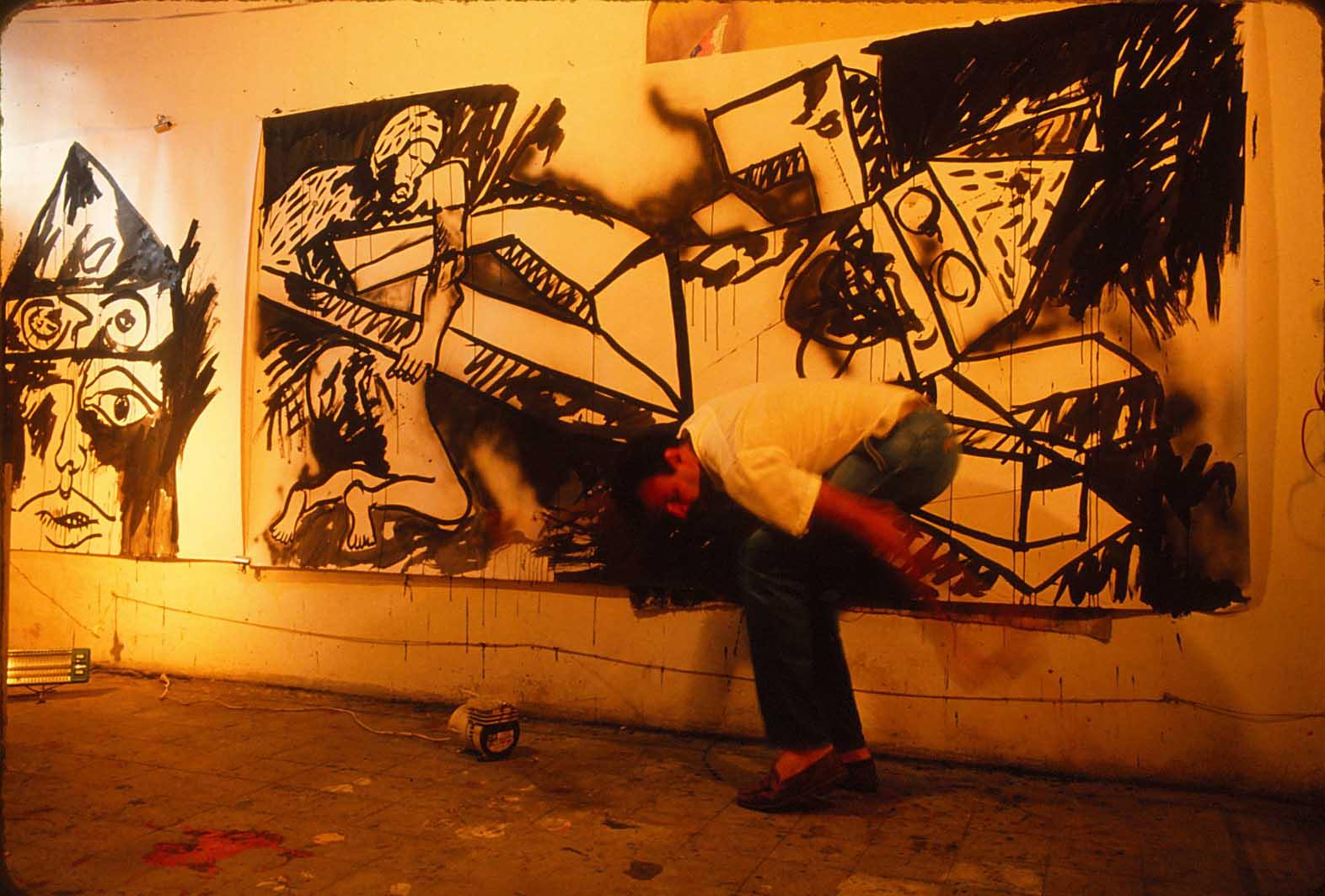 pintando ARTISTAS SOBRE PAPEL .jpg