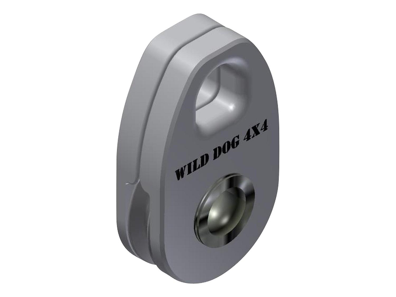 Wild Dog 4x4 Umlenkrolle Aluminium 01