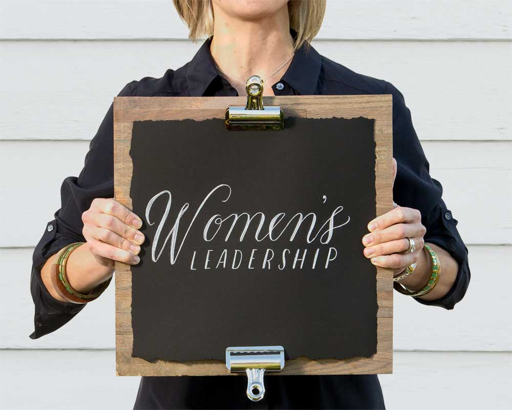 Women's Leadership   Feminine + Masculine   Learn More