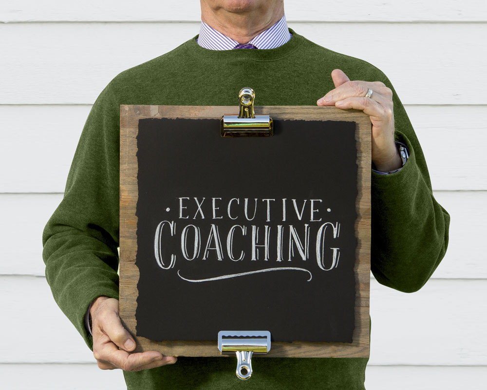 Executive Coaching   From Here to There   Learn More