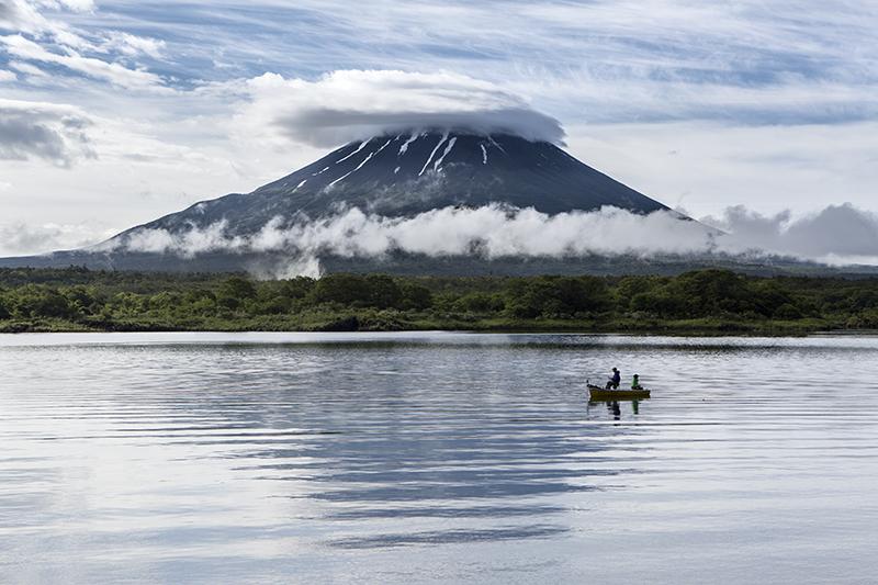 Fuji Fishing