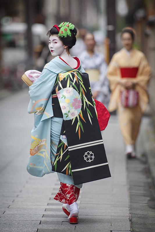 Geisha Glimpses