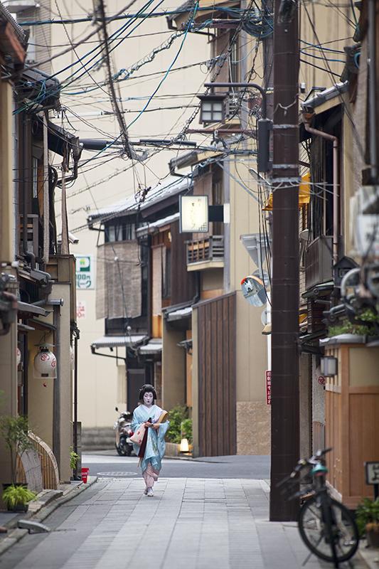 Geisha Streets
