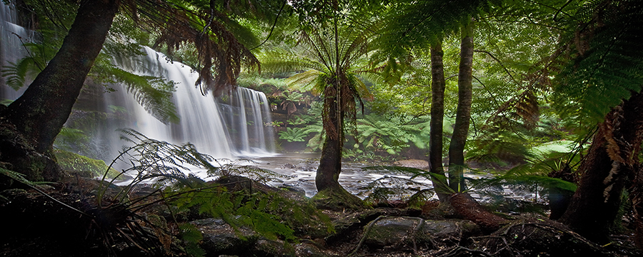 Russel Falls