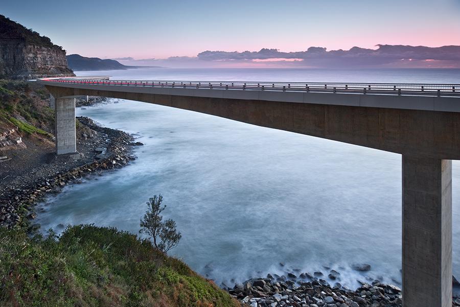 Sea Cliff Bridge Trails