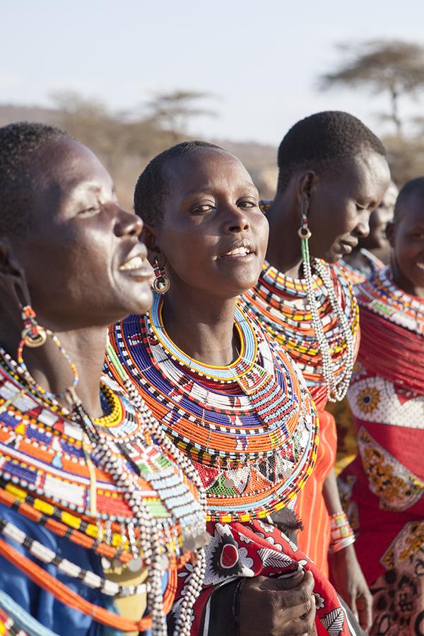 Samburu Dance