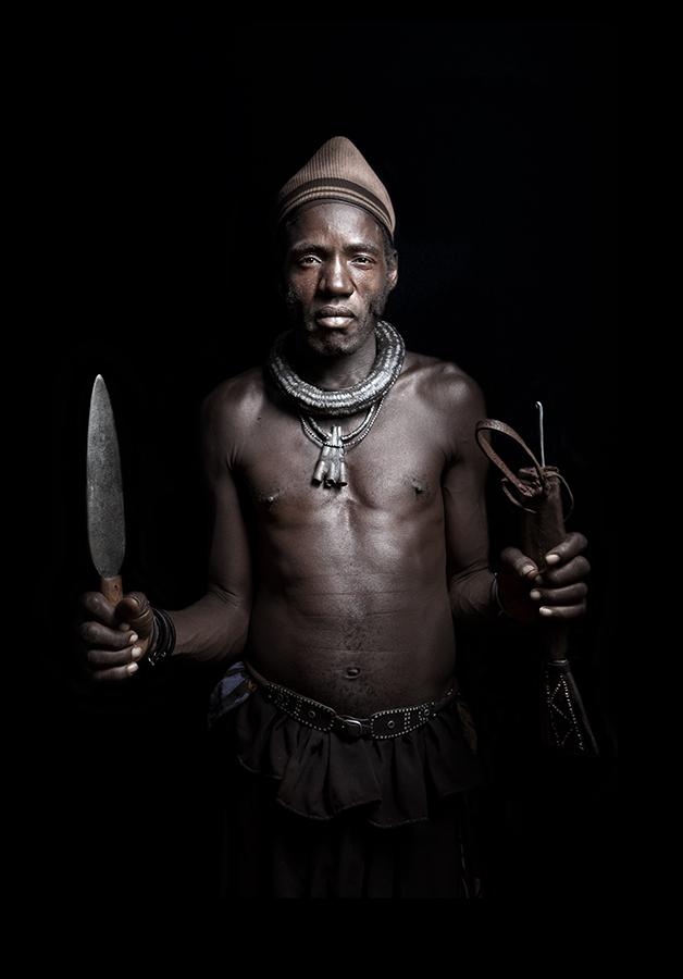 Angry Angolan