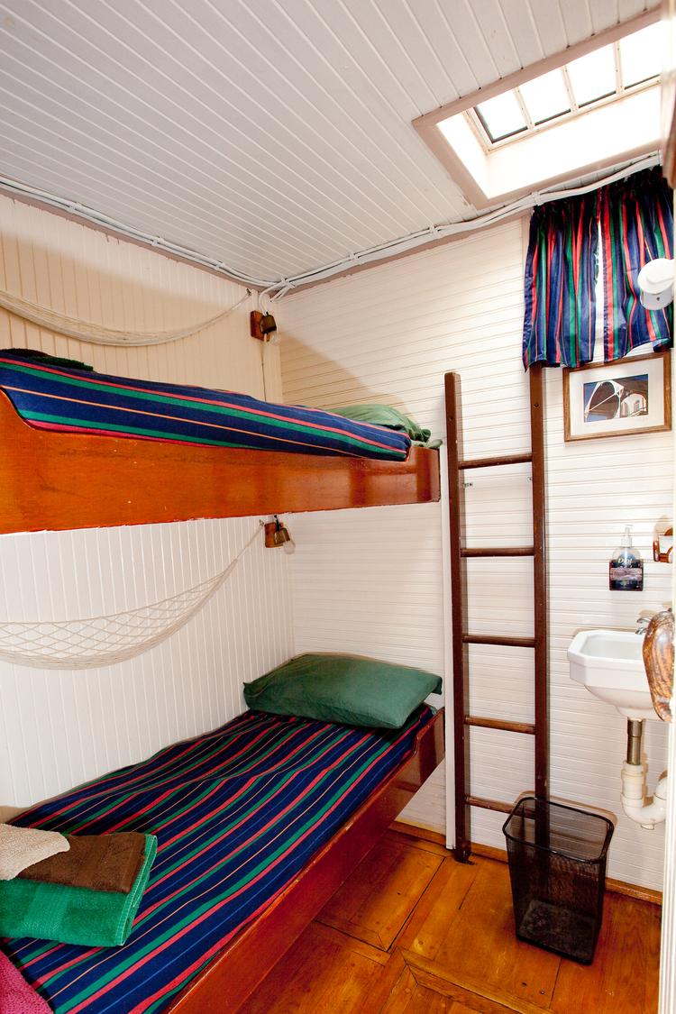 Schooner Cabins