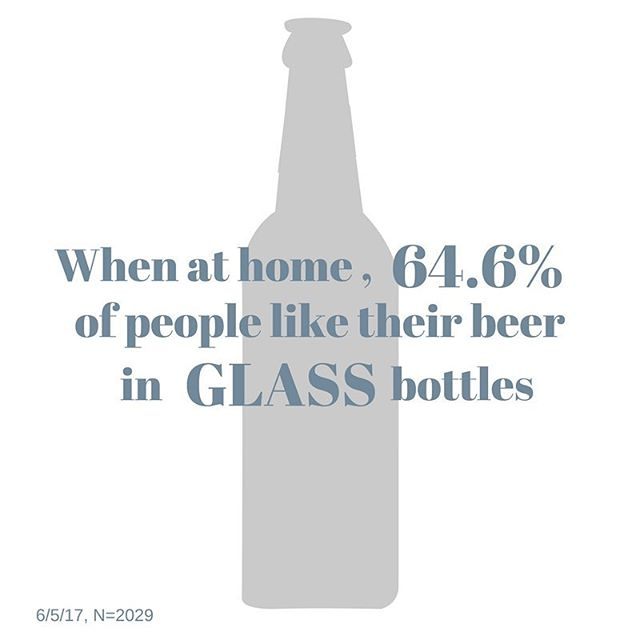 Bottles vs. Cans