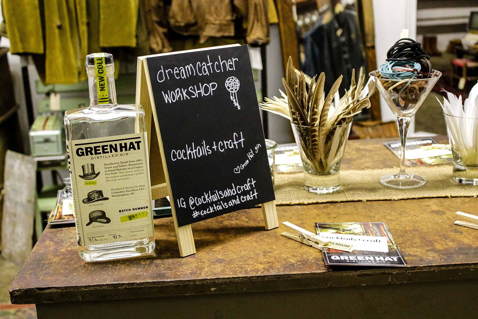 dreamcatcher-workshop-green-hat-gin