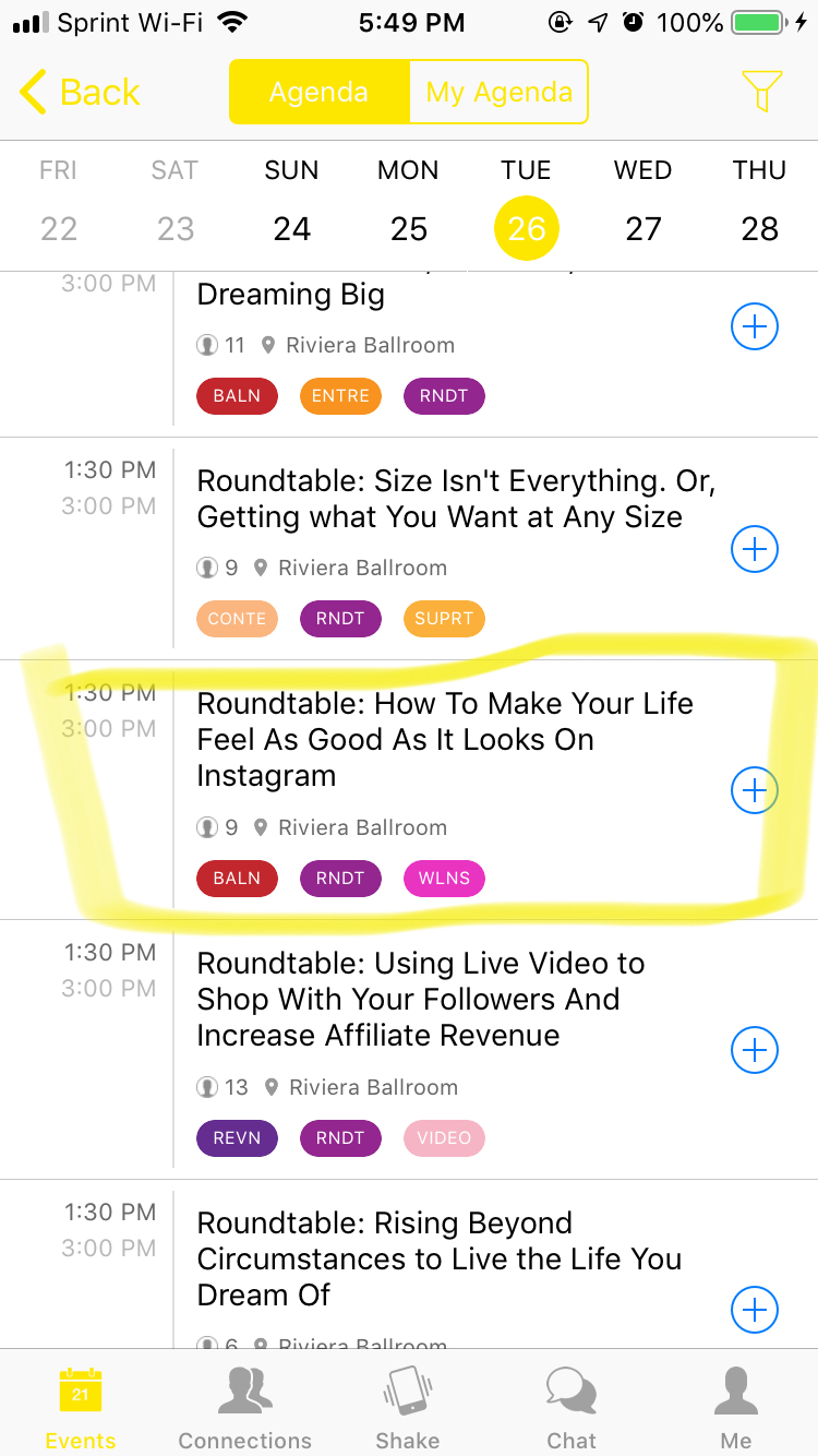 Alt Oasis Roundtable Sessions 2019