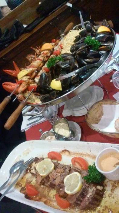 Pedra Alta Bercy Restaurant